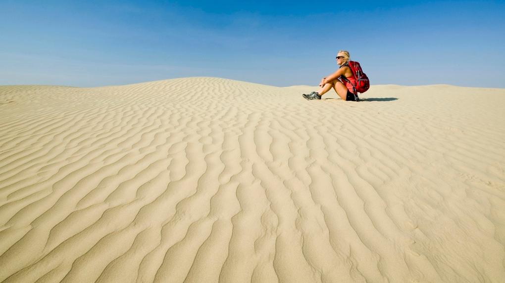 sask sand dune