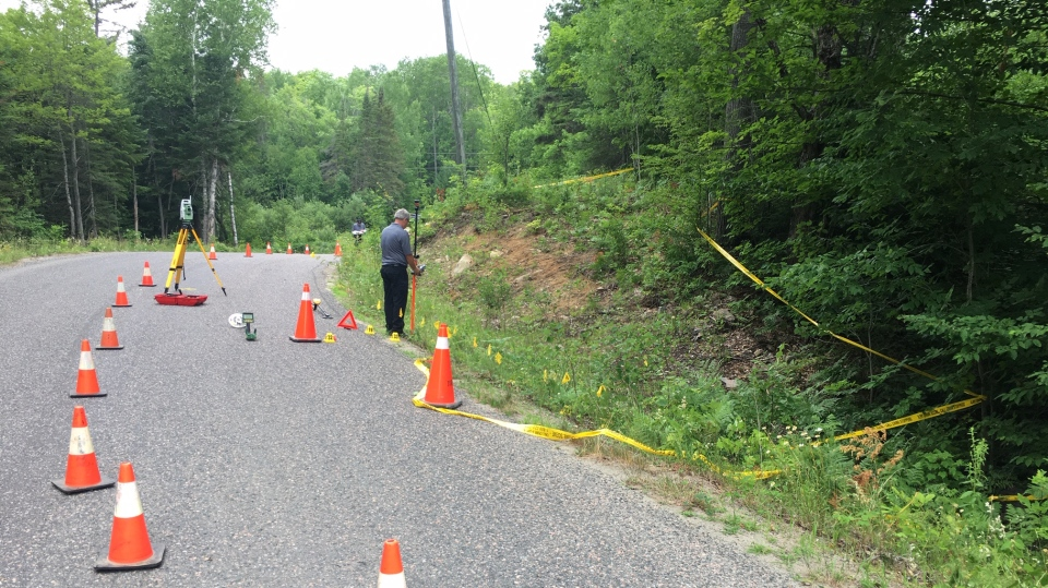 The Special Investigations Unit is investigating a fatal incident involving police in Haliburton, Ont., on Thurs., July 16, 2020. (Harrison Perkins)