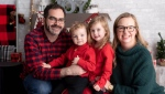 Bronwen Goouch-Alsop, her husband and their two children are pictured. (Photo courtesy Bronwen Goouch-Alsop)