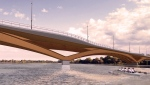 Photo rendering of the Third Crossing once work is completed in Kingston. (Photo courtesy: City of Kingston)