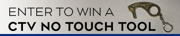 CTV No Touch Tool Giveaway Contest