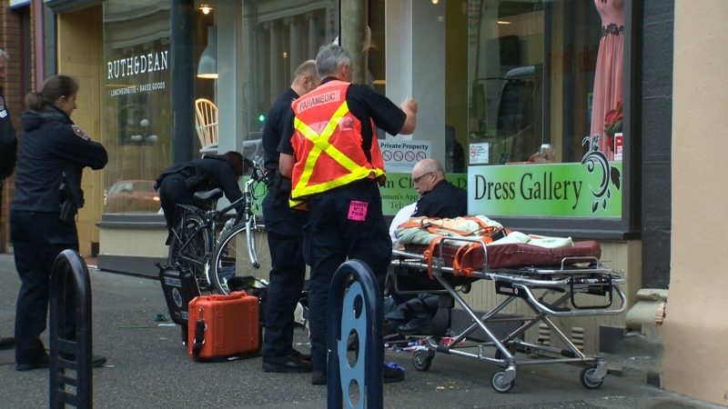 B.C. saw a record-breaking number of overdose deaths in 2020, according to the BC Coroners Service.