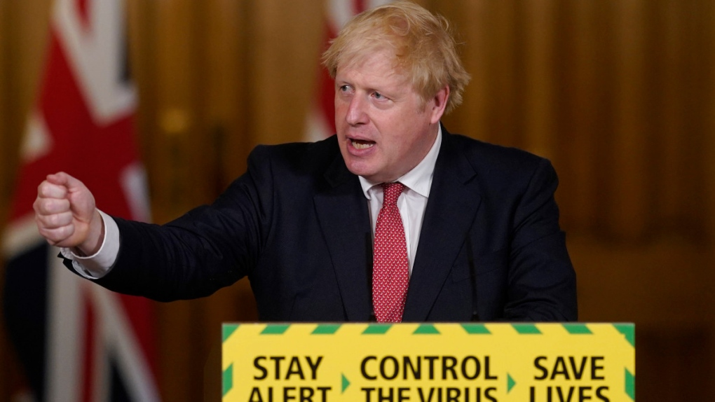Second UK-wide Covid-19 Lockdown Like Nuclear Deterrent, Says Boris Johnson