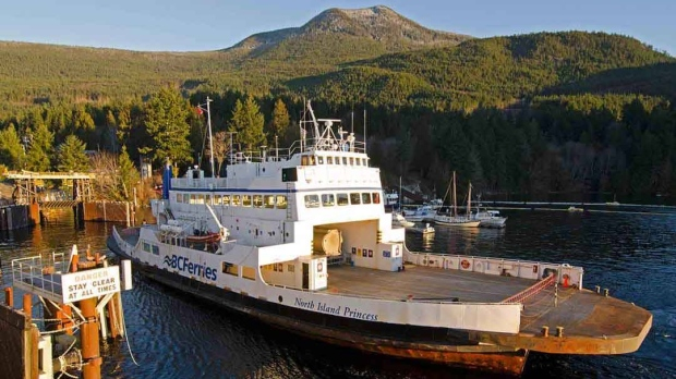 Retired BC Ferries vessel up for sale for $159K