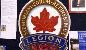 A Royal Canadian Legion branch in Ontario is seen in this undated photo. (Molly Frommer/CTV News)