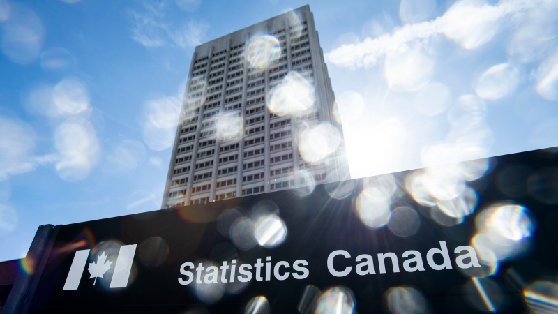 "Statistics Canada is working on plans to deliver a ""contactless census"" next May in the event that COVID-19 remains an issue. Statistics Canada's offices at Tunny's Pasture in Ottawa are shown on Friday, March 8, 2019. THE CANADIAN PRESS/Justin Tang"