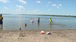 Ottawa beach sunny hot weather
