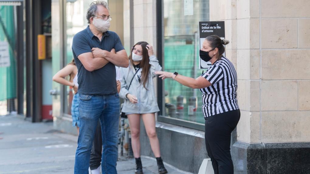 Masks now mandatory in Quebec indoor spaces