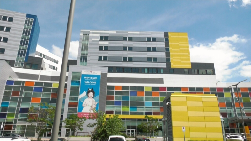 Montreal Children's Hospital