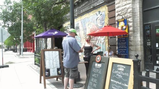 Winnipeg pub turns away tourists over COVID-19 concerns