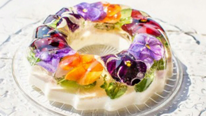 Jellied salad returns to popularity