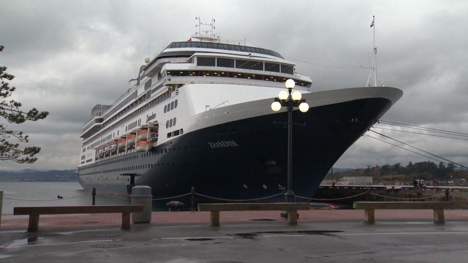 Cruise line selling ships that docked in B.C.