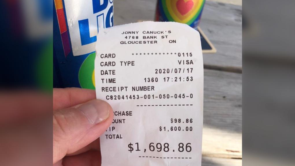 Jonny Canuck tip