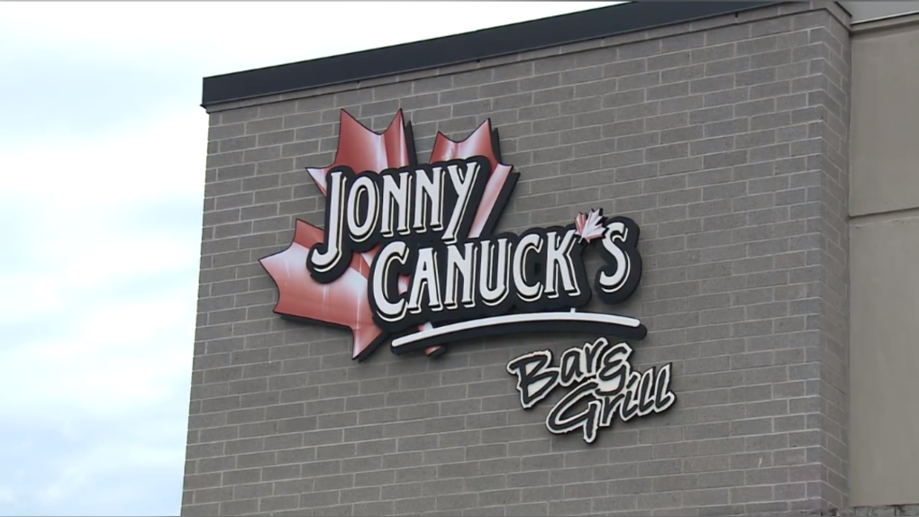 Jonny Canuck's Exterior