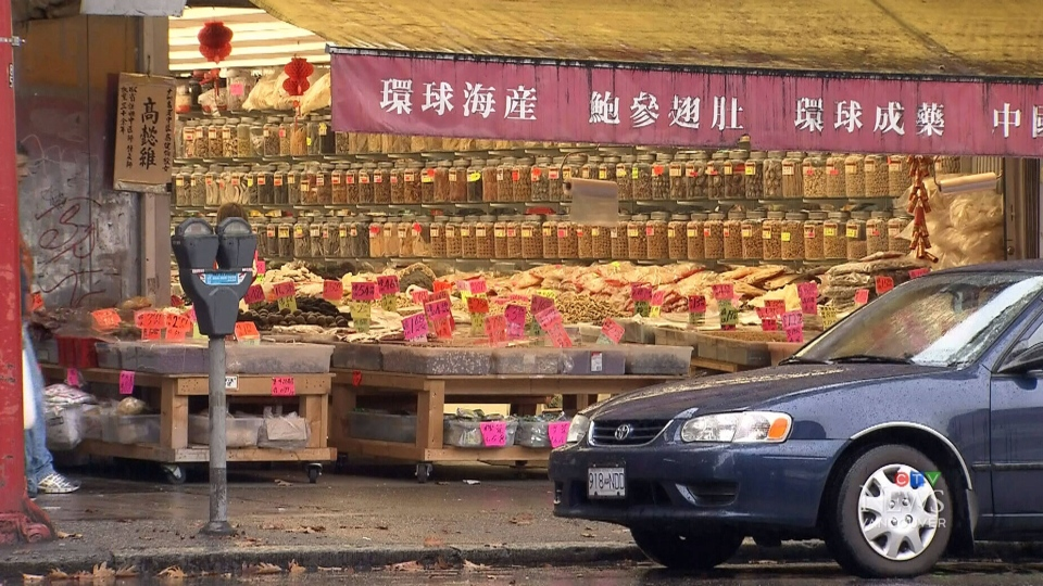 Pandemic threatens survival of Chinatown