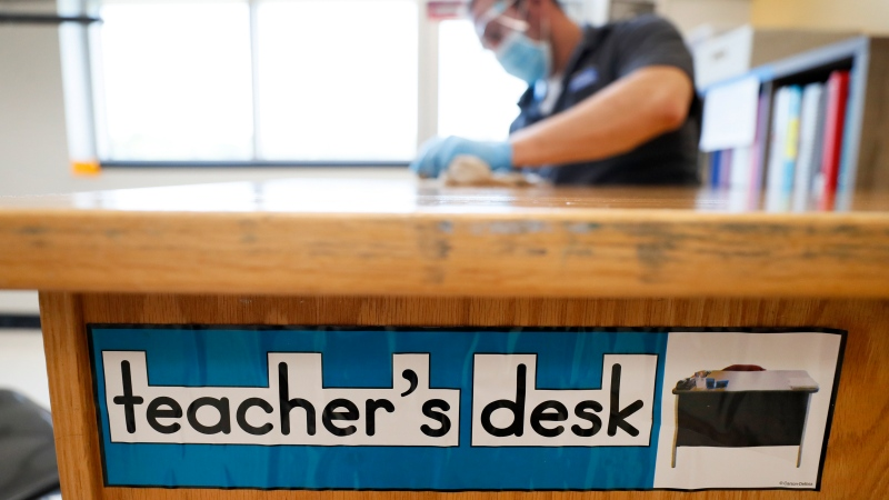 While school boards across Canada are quietly developing plans for bringing students back to class in September, the largest such organization in the country has taken things one step further by laying out a variety of scenarios in stark, costly detail. (The Canadian Press)