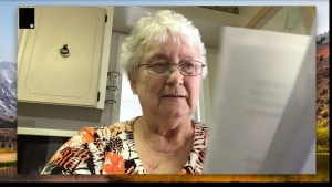 """I am definitely alive,"" Judy Snaith says, as she describes the documents notifying her of her own death, to McLaughlin On Your Side via Skype."
