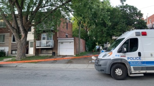 Shooting in Montreal North