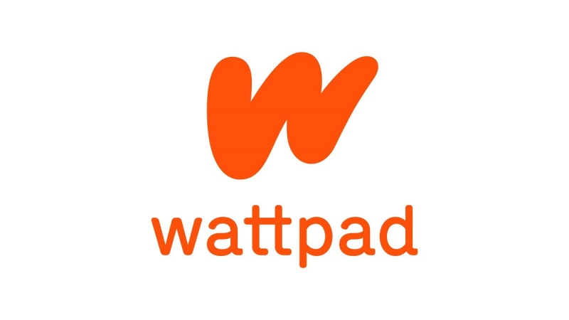 The Wattpad logo is seen in this undated handout photo. (THE CANADIAN PRESS / HO, Wattpad)