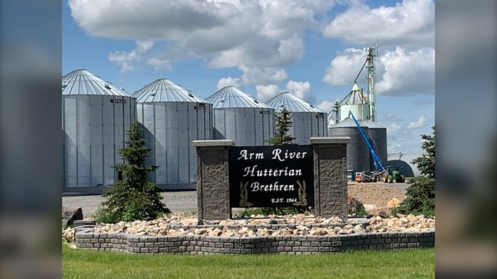 Arm River Hutterite Colony
