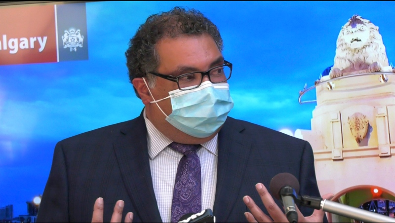 The State of Local Emergency is being lifted in Calgary as of Monday, said Mayor Naheed Nenshi. (File photo)