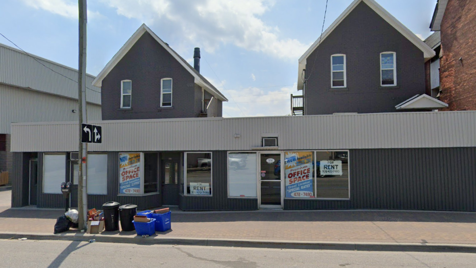 333 Main Street East in downtown North Bay