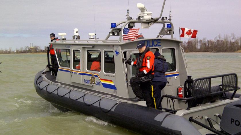 RCMP Shiprider
