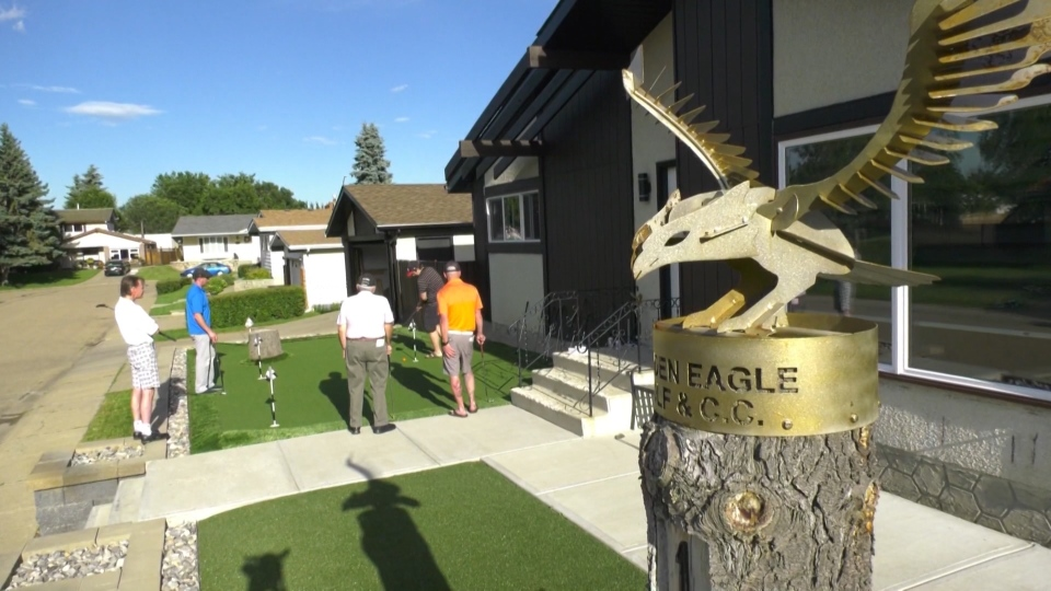 Golden Eagle Golf and Country Club