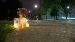 An eight-year-old boy died on Wednesday after he was hit by a car in Saint-Henri / Cosmo Santamaria, CTV Montreal