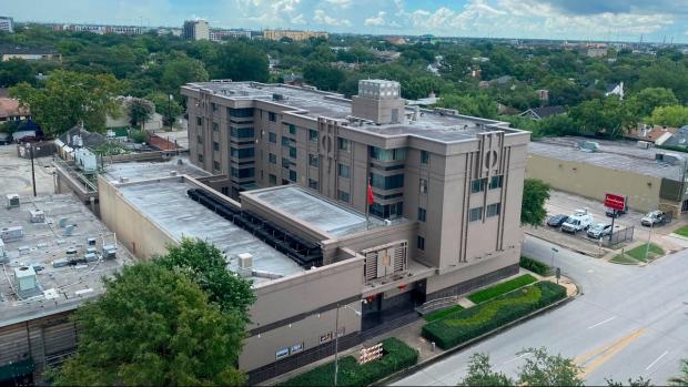 China cites 'malicious slander' as Houston consulate closes | CTV News