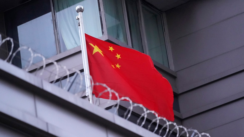 European Union slaps sanctions on 4 Chinese officials over Uighur abuses