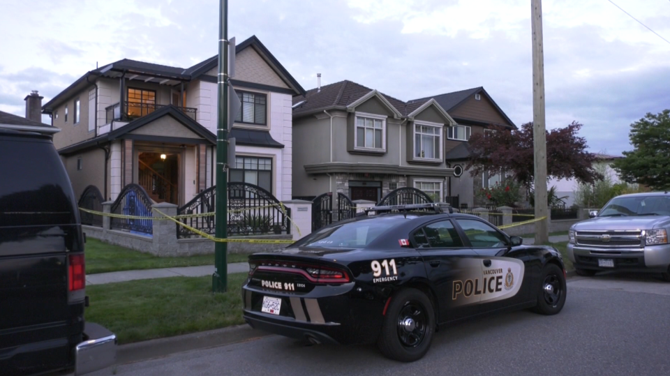South Vancouver shooting