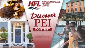 Discover PEI Contest Header