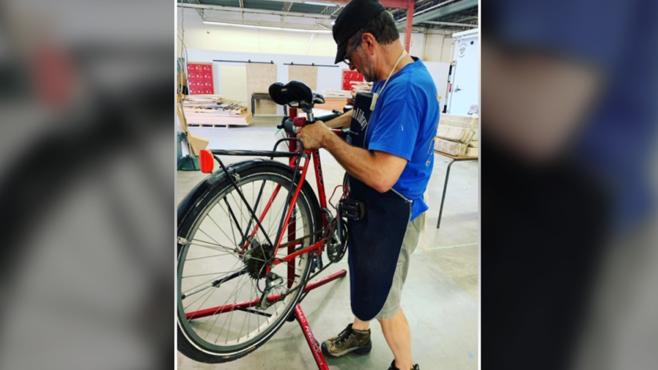 The Ottawa Tool Library is offering online bike repair classes. (Photo courtesy: Ottawa Tool Library)