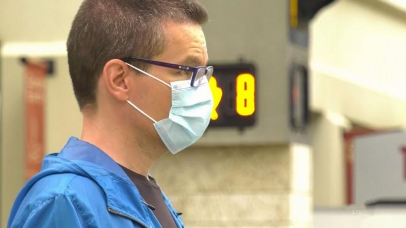 Edmonton makes masks mandatory