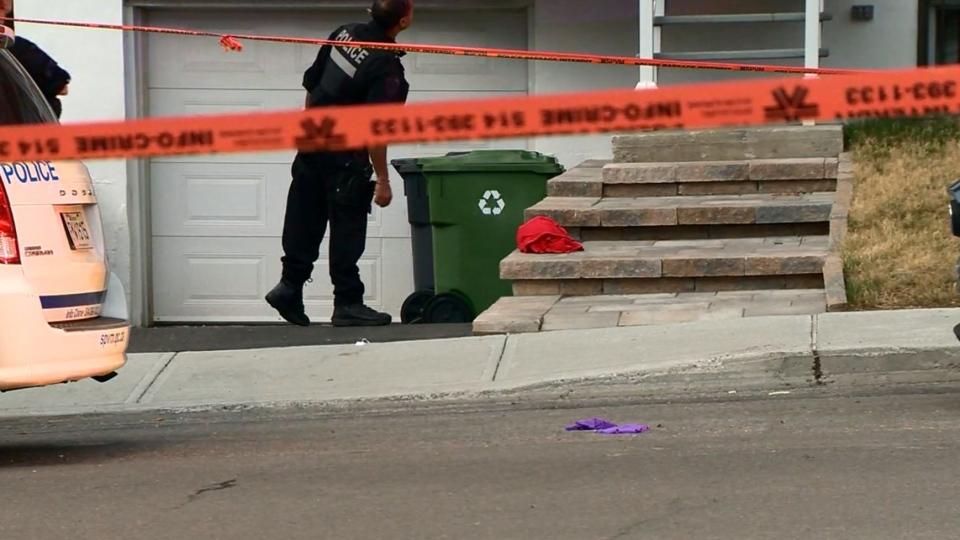Montreal girl stabbed