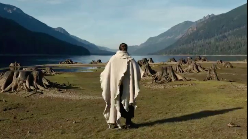 """North Island film commissioner Joan Miller says she was notified of the nomination on Thursday by the production manager of """"See,"""" a mini-series starring Jason Momoa that filmed on-location in the area last year. (Apple TV+ / See)"""