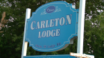 Carleton Lodge sign