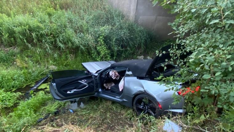 Westchester Bourne crash