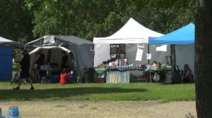Occupy camp