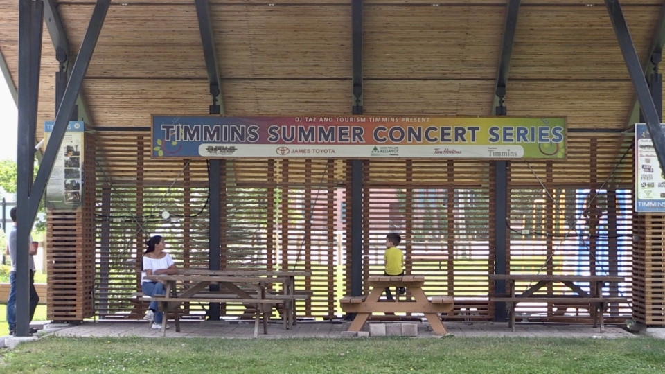 Timmins Summer Concert Series