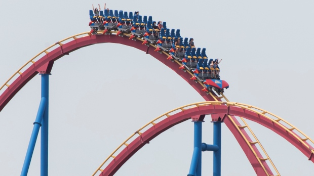Image of article 'Amusement parks welcome back fewer guests with new pandemic precautions'