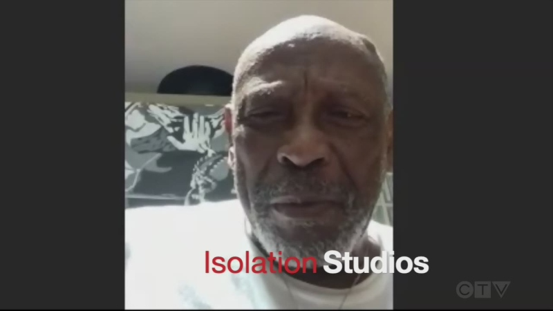 In Isolation With...Louis Gossett Jr.