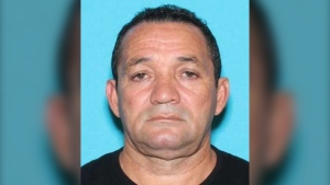 Alberto Ayala Guerrero died after falling onto Highway 401 from an overpass in Brockville, Ont. Sat., July 25, 2020. He was wanted by police in Houston, Texas in connection with a homicide on July 13. (Photo via Houston Police Department / Twitter)