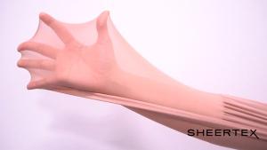 A still from a Sheertex promotional video.