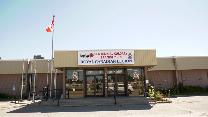 A number of Royal Canadian Legions across Alberta are in danger of closing due to the cash shortage created by the pandemic.