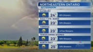 Northeastern weather warnings have ended