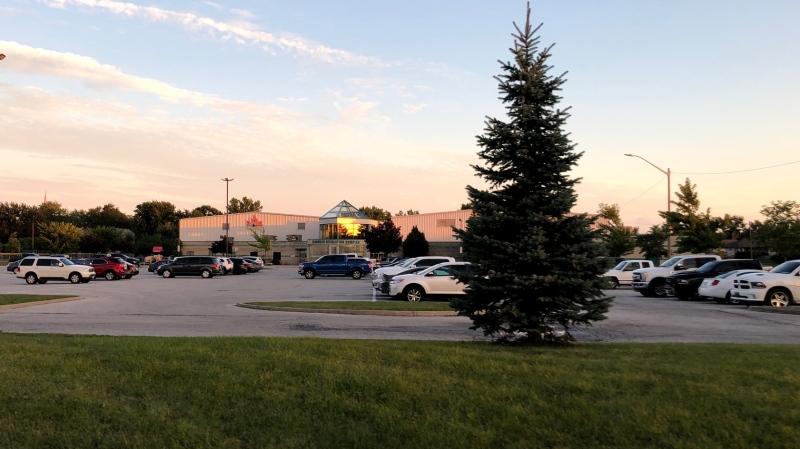 Tecumseh Arena in Tecumseh, Ont., on Aug. 27, 2019. (Melanie Borrelli / CTV Windsor)