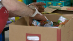 Edmonton's Food Bank