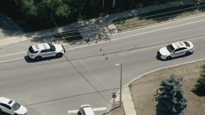 On Wednesday, July 29, Durham Regional Police officers located a woman near a creek southeast of the intersection of Taunton Road East and Anderson Street.